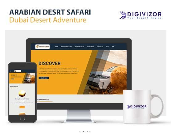 Arabian Desert Safari