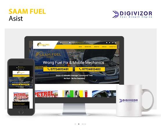 Saam Fuel Assist